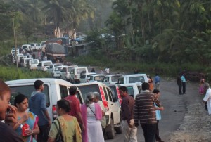Andaman trunk road